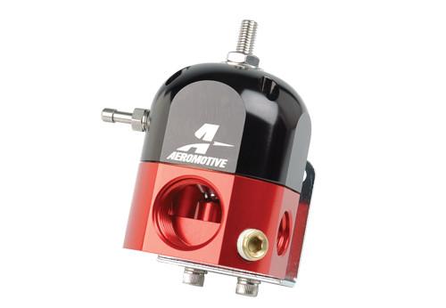 Aeromotive 13204 A1000 Adjustable Carbureted Bypass Fuel Pressure Regulator