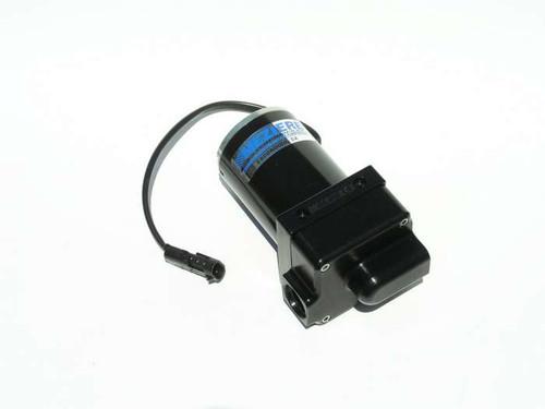 Meziere Enterprises WP136S Mini Inline Electric Water Pump - 12AN O-Ring Ports