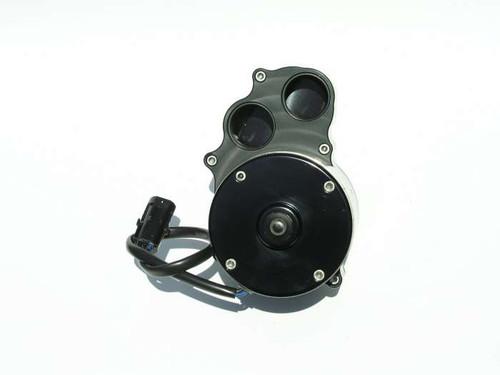 Meziere Enterprises WP337S Universal Inline Electric Water Pump - Black - 55GPM