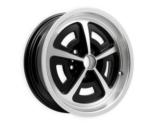 "HK Wheels MW1795475 Magnum 17""X9"", 5.00"" Back Space, 5X4.75 Bolt Pattern"