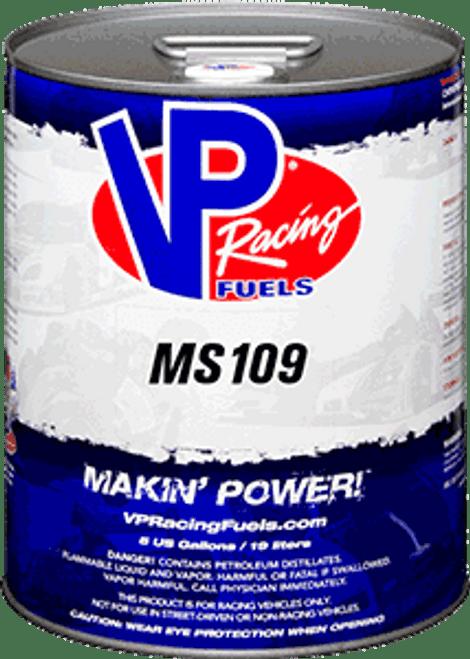 VP Racing Fuel MS109 - 5 Gallon Pail