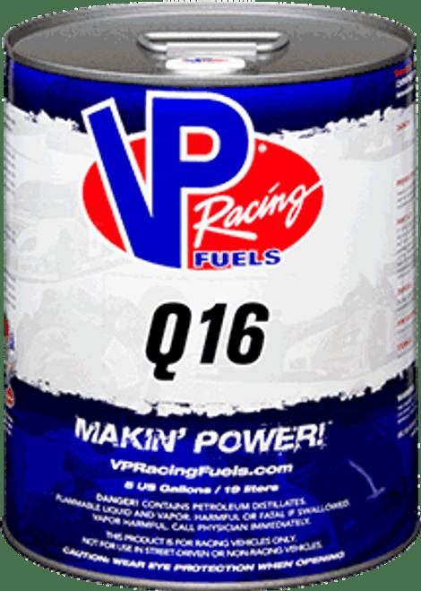 VP Racing Fuel Q16 - 5 Gallon Pail