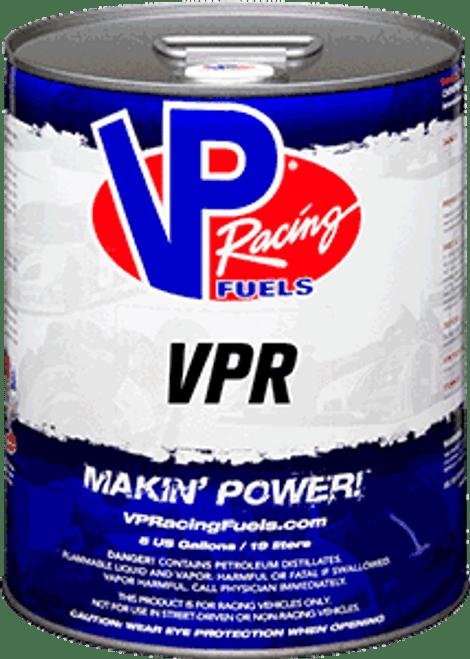 VP Racing Fuel VPR - 5 Gallon Pail