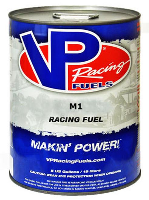 VP Racing Fuel M1 Racing Straight Methanol - 99.95% Purity 5 Gallon Pail