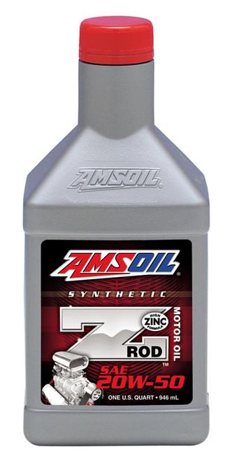AMSOIL Z-ROD 20W50 Synthetic Motor Oil (Quart)