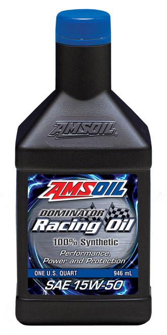 AMSOIL DOMINATOR 15W-50 Racing Oil (Quart)
