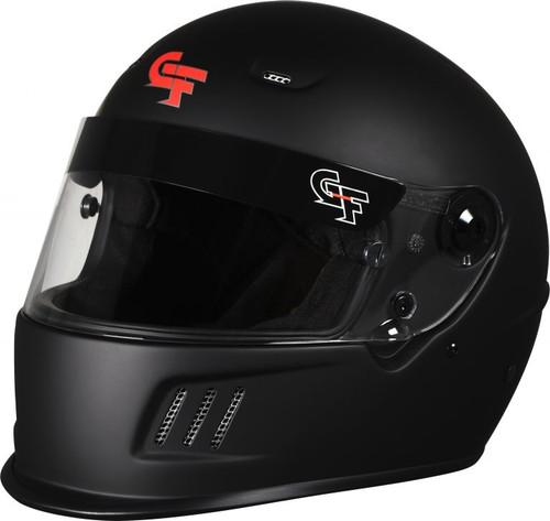 G-FORCE Racing  Rift SA2020 Helmet Medium Matte Black 13010MEDMB