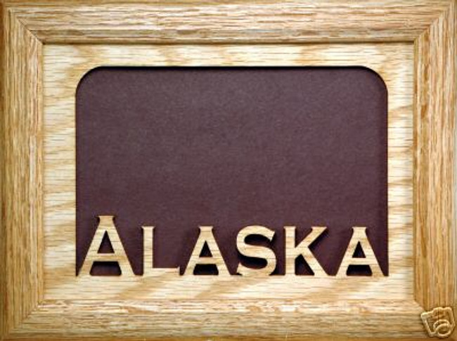 Alaska Picture Frame - 5x7