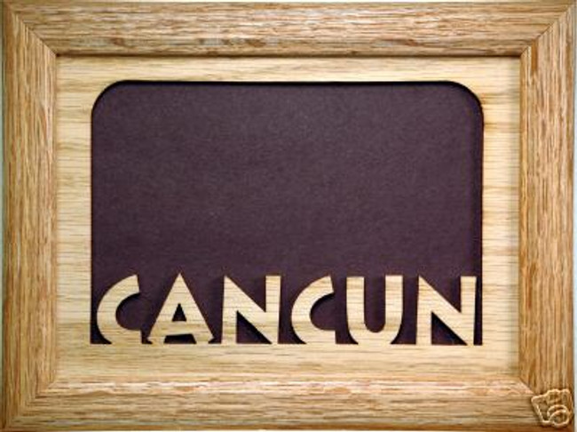 Cancun Picture Frame