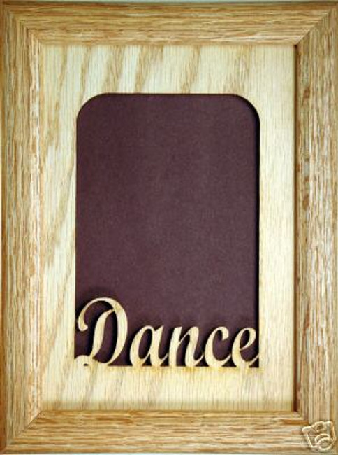 Dance Picture Frame V
