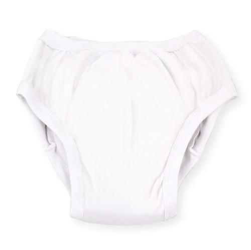 Rearz Adult Training Pants - White