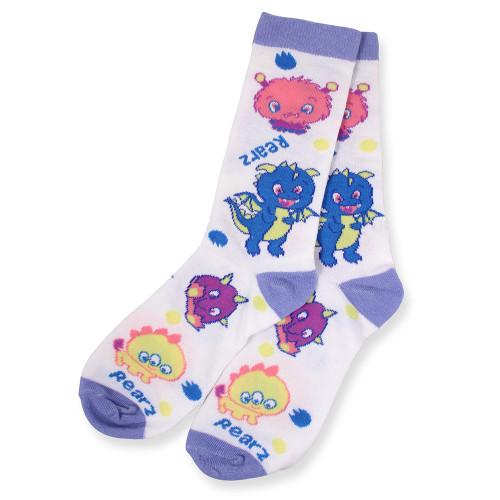 Lil' Monsters Crew Socks