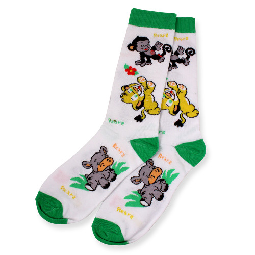 Safari Crew Socks