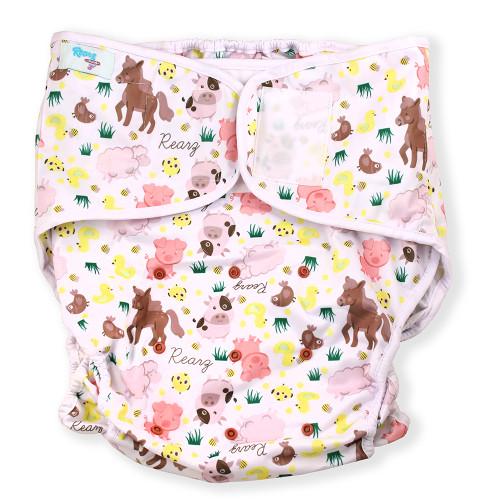 Barnyard Adult Diaper Wrap