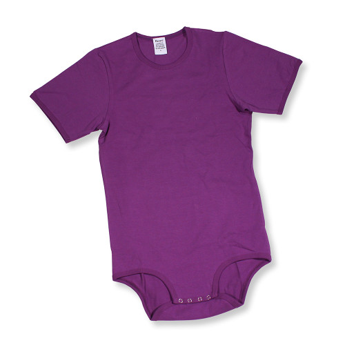 Violet Adult Snapsuit