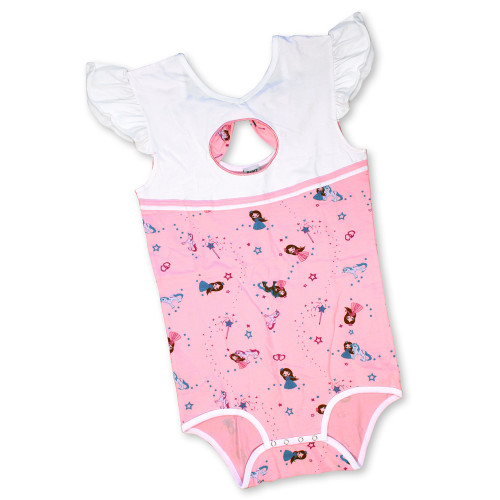 Princess Onesie with Bow