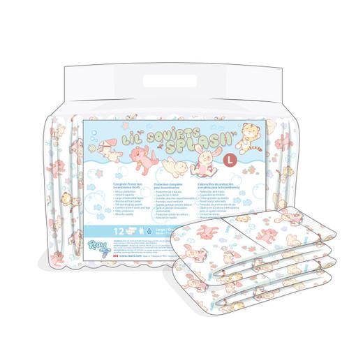 Rearz Lil Squirts Diapers - Splash V2