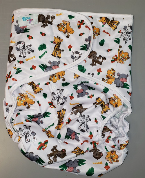 Safari Adult Diaper Wrap