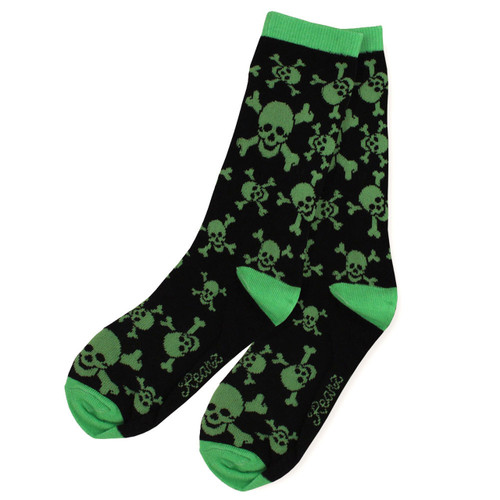 Toxic Rebel Crew Socks