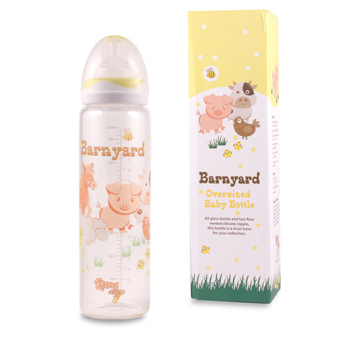 Barnyard Adult Baby Bottle