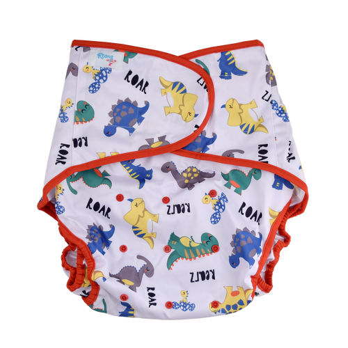 Dinosaur Adult Diaper Wrap