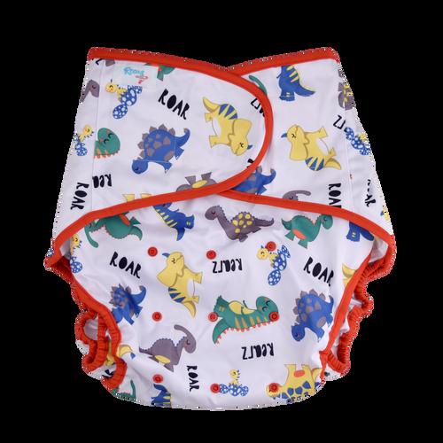 Dinosaur Adult Diaper Wrap