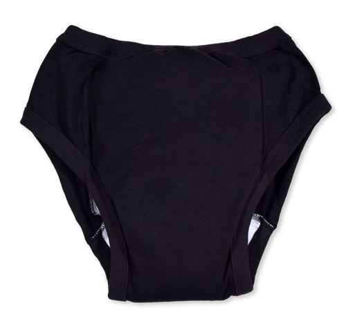 Black Adult Training Pant