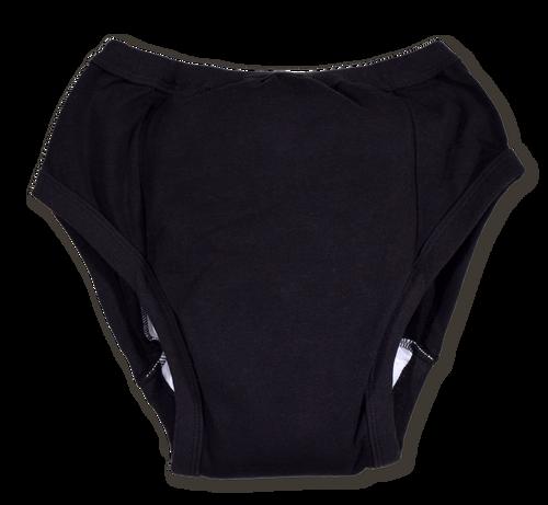 Black Adult Training Pant
