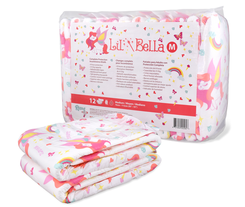 Rearz Lil Bella Diapers