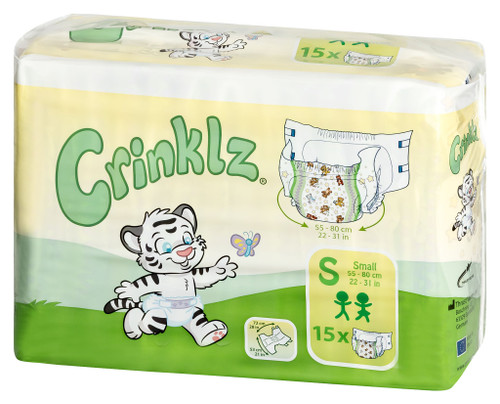 Crinklz Original Adult Briefs