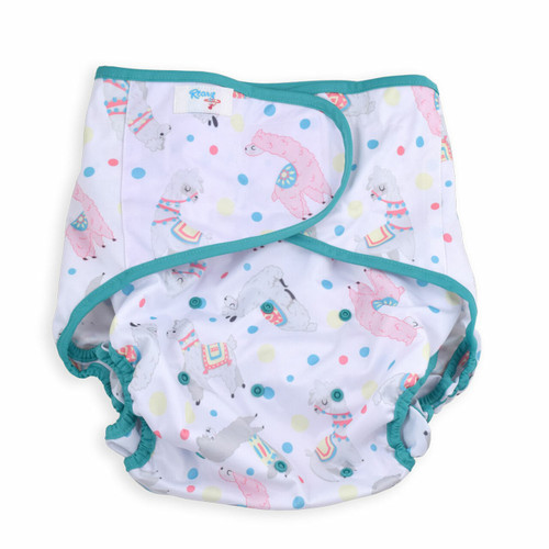 Alpaca Adult Diaper Wrap
