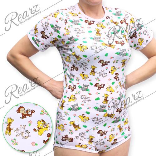 Safari Bodysuit Onesie