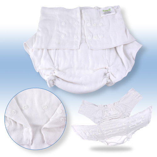 Super Snap Fitted Diaper