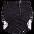 Adult Pocket Diaper - Black