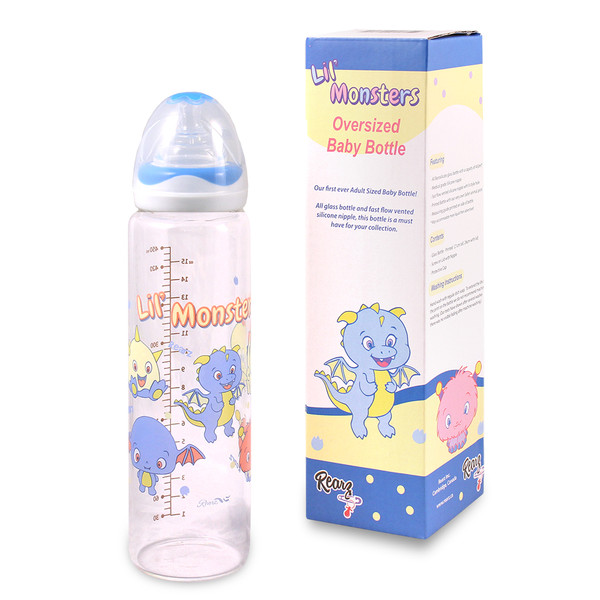 Monsters Adult Baby Bottle
