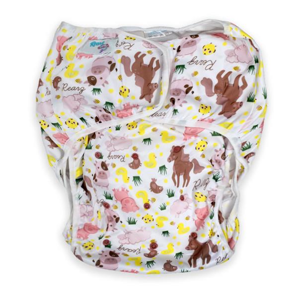 Barnyard Adult Swim Diaper