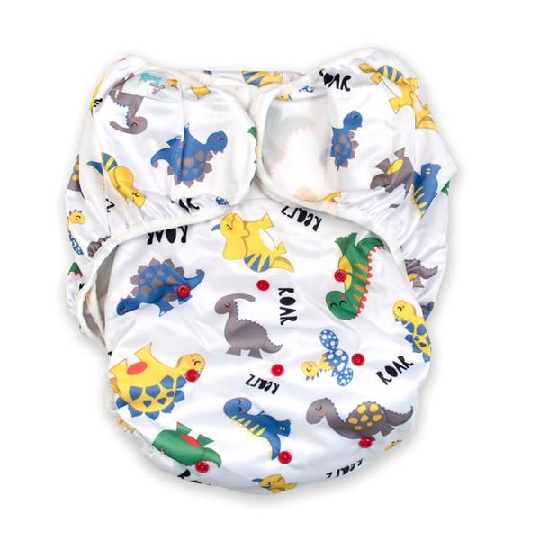 Dinosaur Adult Swim Diaper