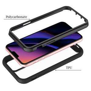 iPhone XI-Shark5 Shockproof Case-black