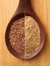 Flax Hull Lignans vs Flax Seed Lignans