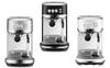 Breville BES500BSS/BTR/SST the Bambino Plus Espresso Machine Silver/Black/Salt