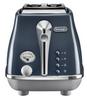 Delonghi CTOC2003BL Icona Capitals 900W 2 Slice Toaster - London Blue