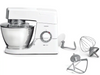 Kenwood KM336 Classic Chef 800W Food Mixer - White/Silver