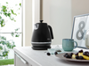 DeLonghi KBIN2001BK Distinta Moments 1.7L Kettle - Sunset Black
