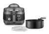 DeLonghi FH1396 MultiCuisine Low-Oil Fryer and Multicooker with 8 Programs