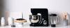 Russell Hobbs RHKM10 Kitchen Machine 10 Speed Mixer with 1.5L Jug - Black