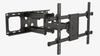 "Ezymount VLM5400 Full Motion Wall Mount for 42"" - 90"" TVs up to 65kg - Black"