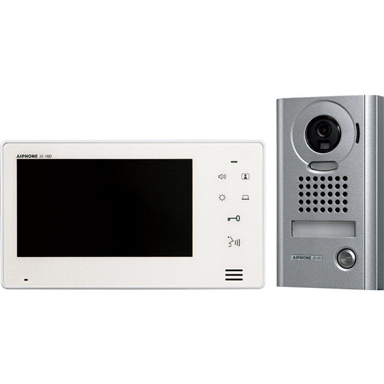 "Aiphone JOS-1V 7"" Colour Video Intercom with Surface Mount Camera"