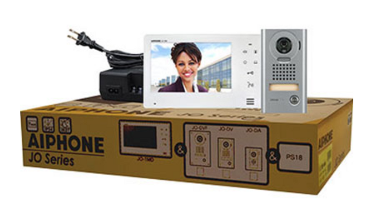 "Aiphone JOS-1V 7"" Colour Video Intercom with Surface Mount Camera - RRP $620.00"