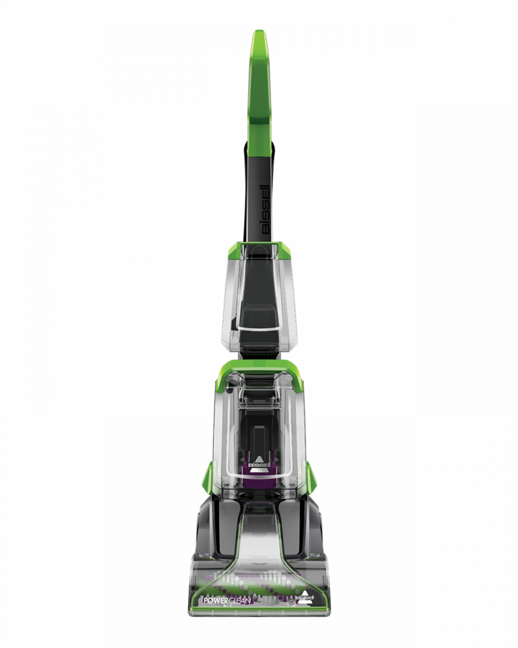 Bissell 2889F PowerClean PowerBrush Upright Carpet Cleaner