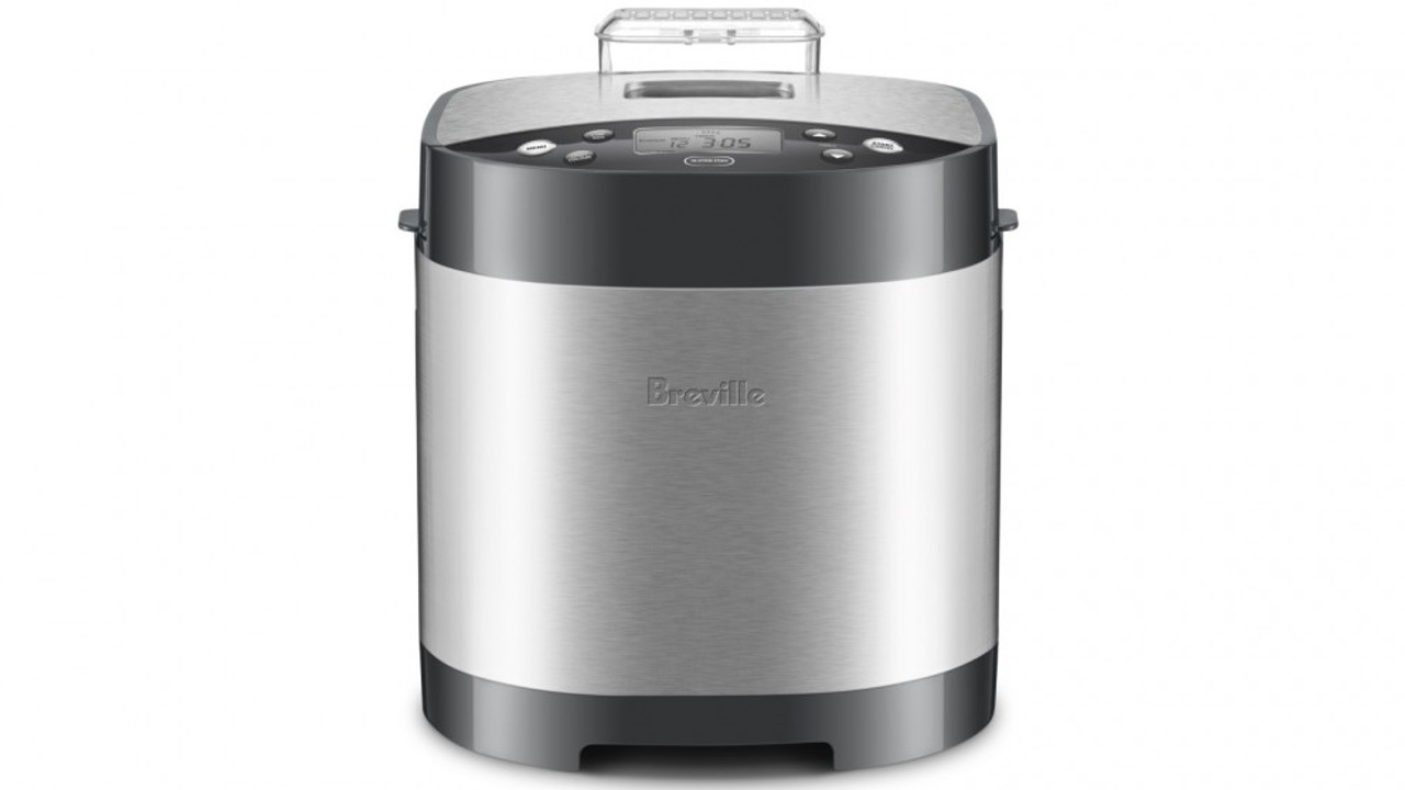 Breville LBM200BSS the Bread Baker Bread Maker With 12 Automatic Programs